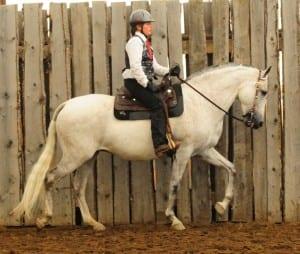 Cheyenne Riding Inez 2015