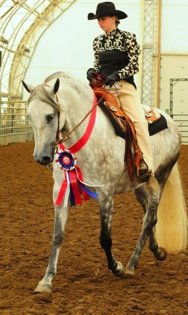 2015 National Champion Western Pleasure